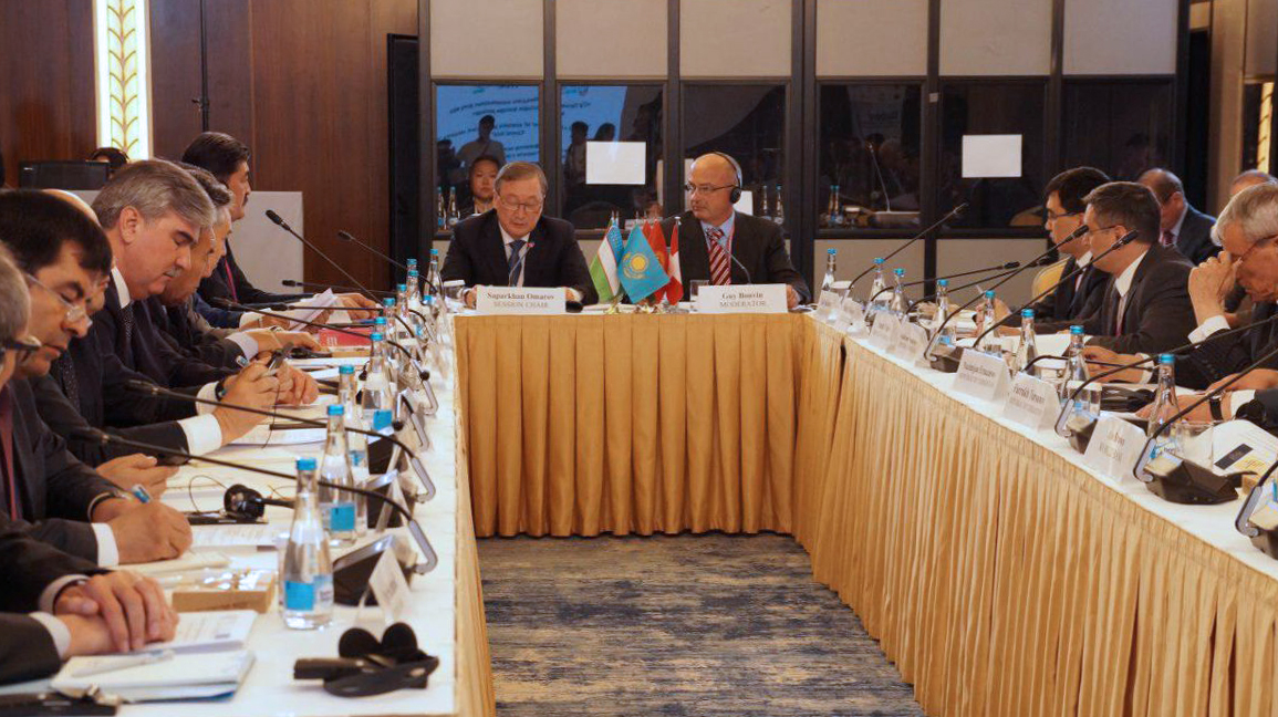 Transboundary water cooperation discussed at the Astana Economic Forum 2019